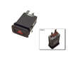 99-00 Volkswagen Golf IV GTI 4 CYL AEG Febi Hazard Flasher Switch border=