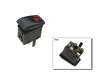 85-92 Volkswagen Golf Diesel   Hazard Flasher Switch border=