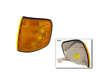 88-91 Mercedes Benz 300SEL 103.981 Bosch Turn Signal Lens border=
