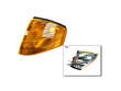 Mercedes Benz Italy Turn Signal Lens