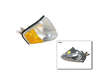 96-98 Mercedes Benz SL 500 119.982 Italy Turn Signal Lens border=