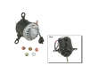 97-02 Jaguar V8 XK8 4.0  Blower Motor border=