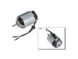 91-98 Saab 9000 2.3L Turbo 16-V B234 Bosch Blower Motor border=