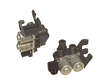 98-99 BMW 323i Convertible M52  Heater Valve border=