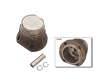 Mahle Engine Piston Kit (MAH1597377)