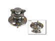 SKF Axle Bearing and Hub Assembly