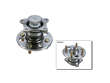 Timken Axle Bearing and Hub Assembly