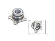 NSK Axle Shaft Bearing Assembly (NSK1613714)