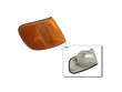 Hella Turn Signal Light Lens (HEL1615299)