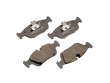 Jurid Disc Brake Pad (JUR1617945)