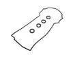 Goetze Engine Valve Cover Gasket Set (GOE1625141)