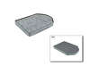 Hengst Cabin Air Filter Set (HEN1627036)