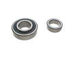 Nachi Wheel Bearing (NAC1627054)