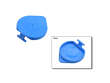 Genuine Windshield Washer Fluid Reservoir Cap (OES1656558)