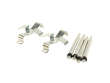 Professional Parts Sweden Disc Brake Hardware Kit (PPS1660522)