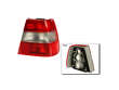 APA/URO Parts Tail Light Lens Assembly (APA1660854)