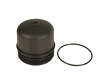 APA/URO Parts Engine Oil Filter Cover (APA1660987)