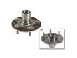 Motorcraft Axle Bearing and Hub Assembly