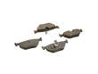 Pagid Disc Brake Pad (PAG1799384)