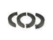 Textar Parking Brake Shoe Set (TEX1801123)
