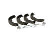 Textar Parking Brake Shoe Set (TEX1828835)