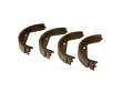 TRW Parking Brake Shoe Set (TRW1835667)