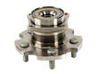 NSK Axle Bearing and Hub Assembly