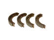 Professional Parts Sweden Parking Brake Shoe Set (PPS1939678)