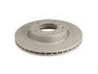 Zimmermann X-Drill Coated Disc Brake Rotor (ZXC1951650)