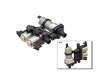 BMW Heater Control Valve 64118374994